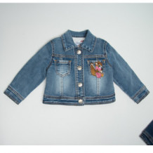Giacca jeans bambi